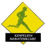 Kempeleen Maratonklubi ry:n logo
